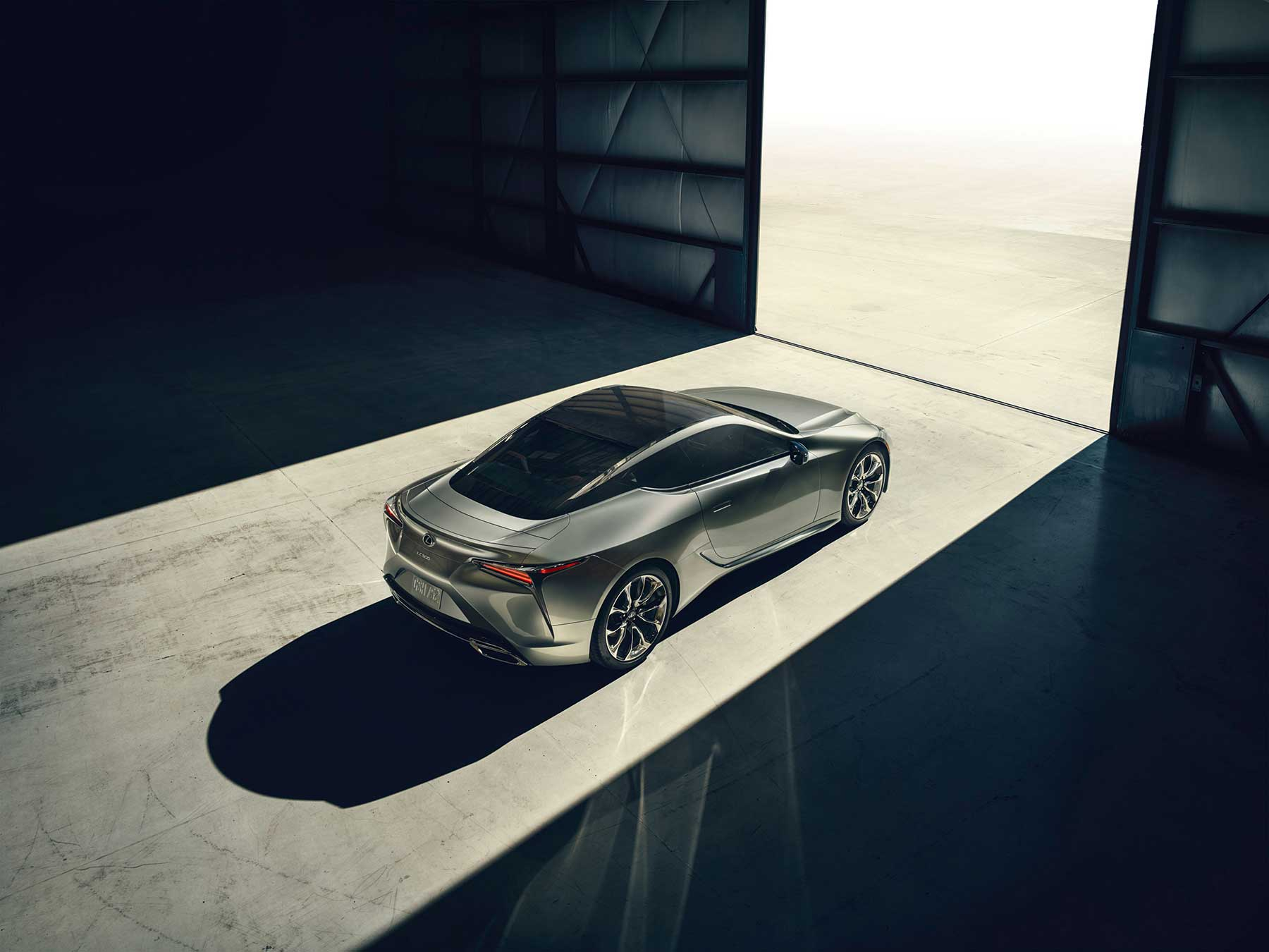 Client: Lexus Photographer: HE&ME Advertising Agency: TEAM ONE USA  Location: Burbank, CA