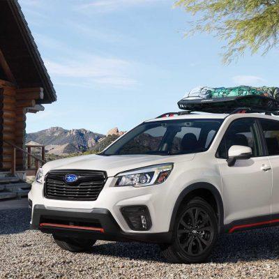Subaru Forester Sport-Anthony Dias