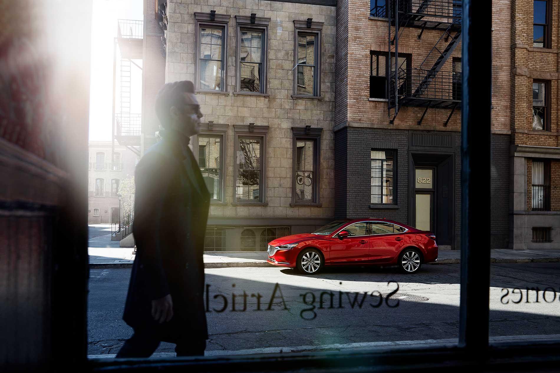 Client: Mazda Photographers: Patrick + Marlyne Curtet  Agency: Garage Team Mazda
