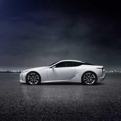 Lexus LC-Olaf Hauschultz