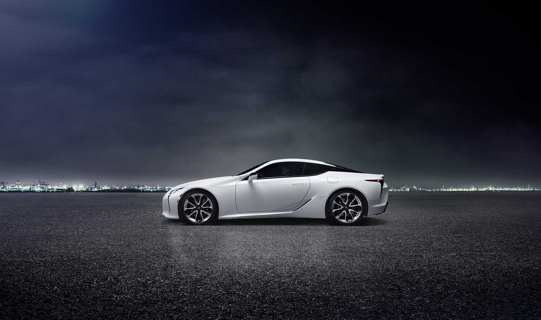 Client: Lexus Lc Photographer: Olaf Hauschultz  Advertising Agency: Team One Usa  Location: Long Beach, Ca