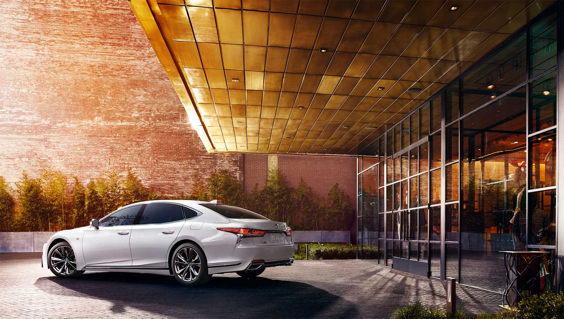 Client: Lexus Ls Photographers: He&Me  Advertising Agency: Team One Usa  Location: Dallas,Tx