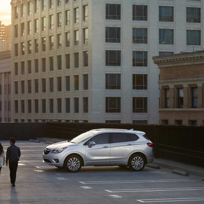 Buick Envision-Five Nine