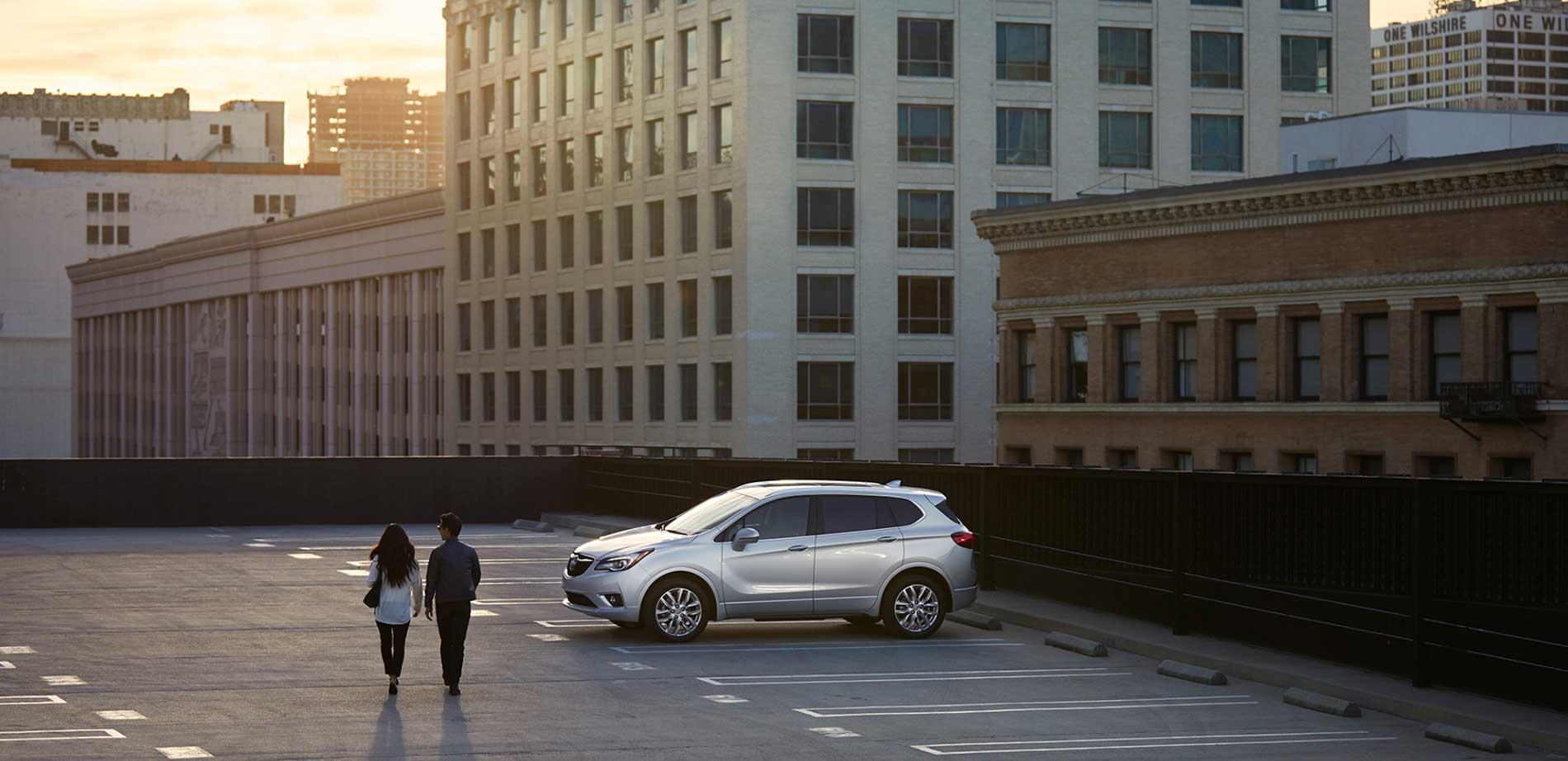 Client: Buick Envision Photographers: Five Nine  Advertising Agency: Engage M1  Location: Los Angeles, Ca