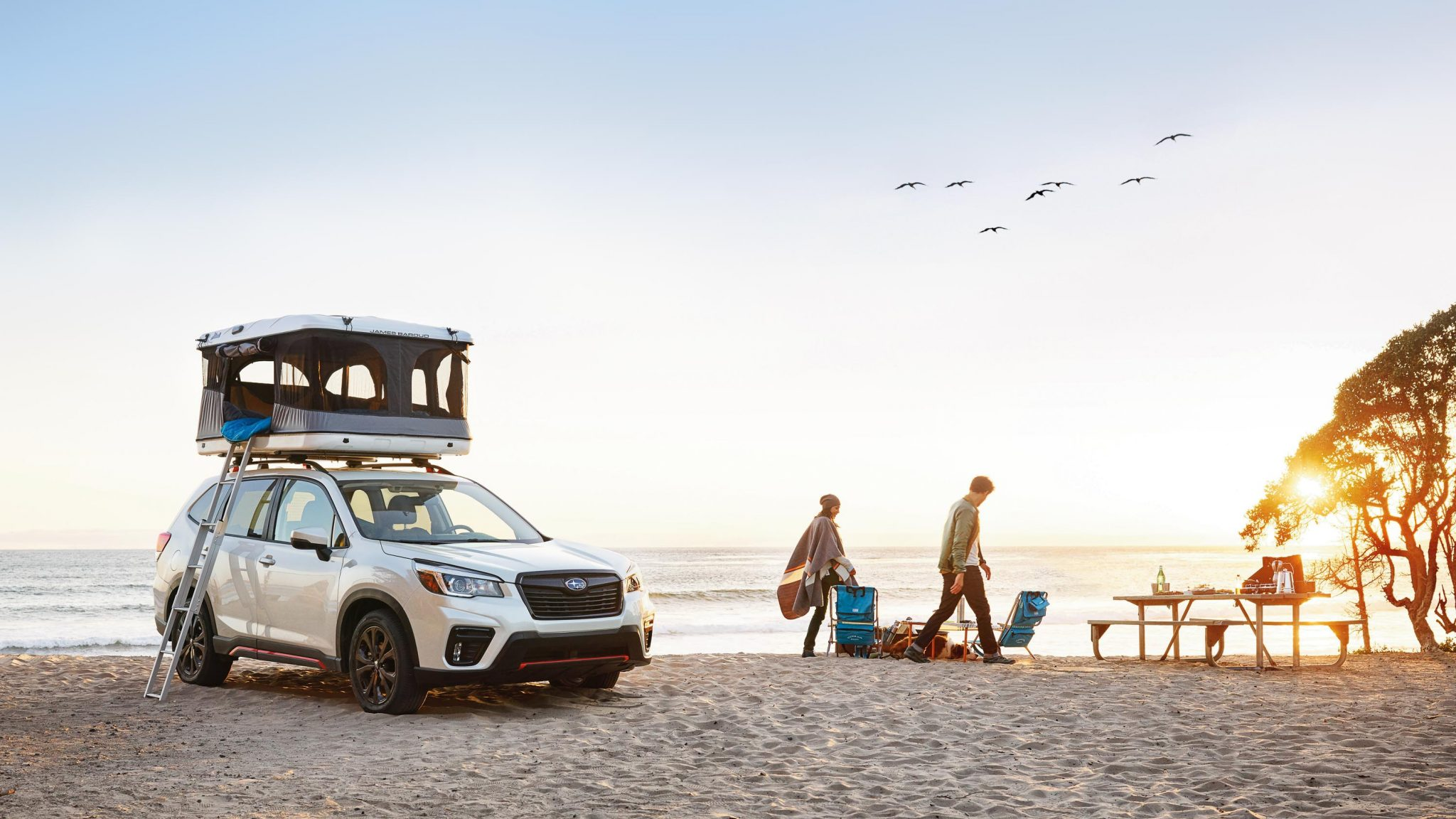 Client: Subaru Photographer: Jeff Stockwell  Agency: The Designory