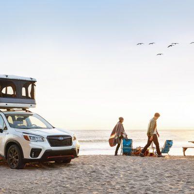 Subaru Forester – Jeff Stockwell