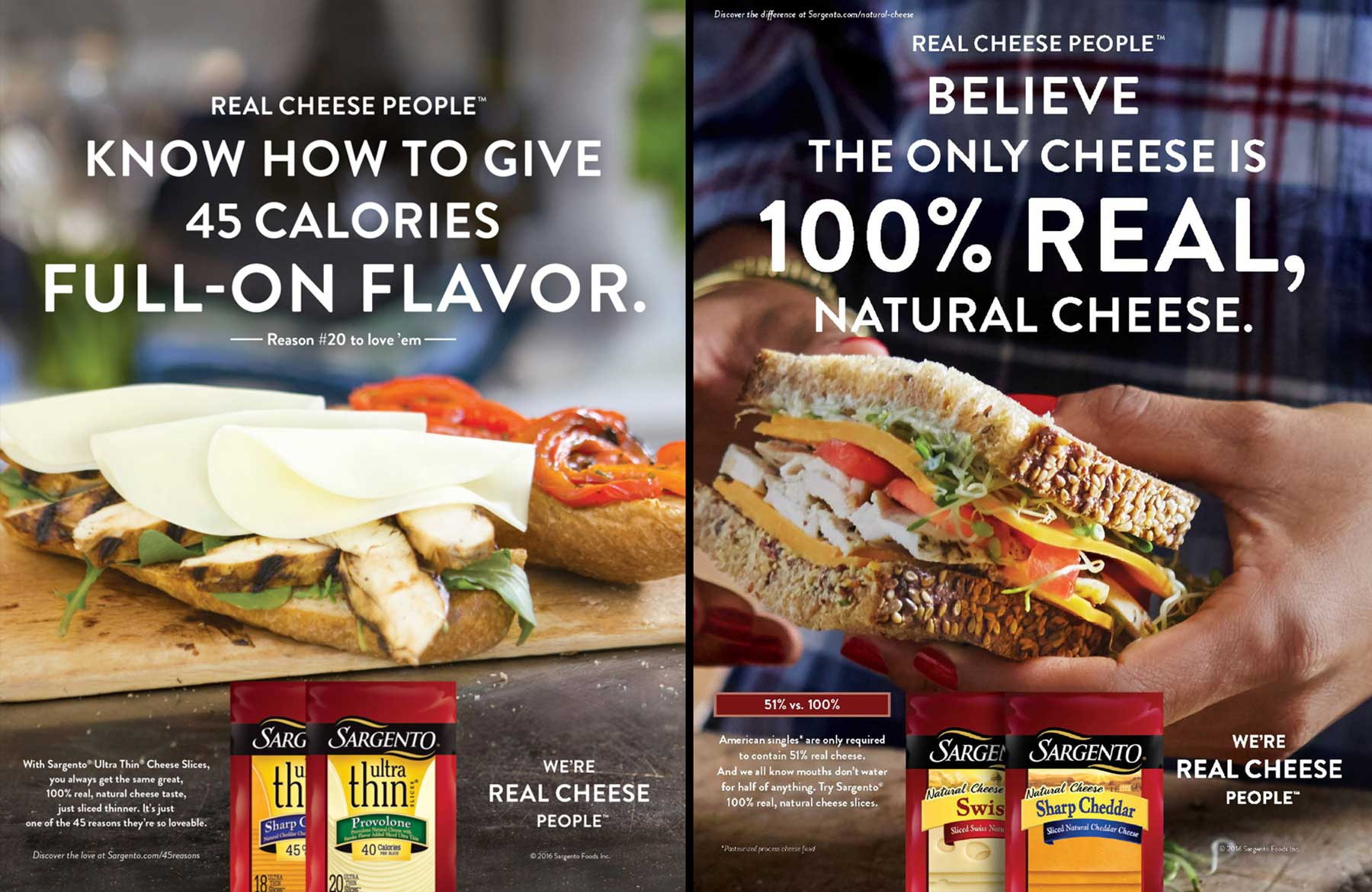 Client: Sargento Cheese Photographer: Kathryn Barnard Advertising Agency: Ogilvy & Mather Chicago  Location: Seattle, Wa