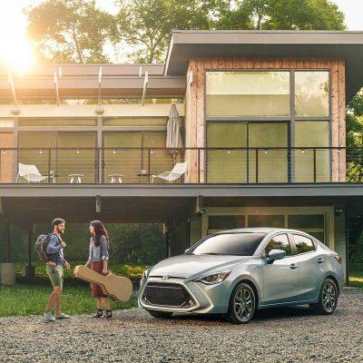 Toyota Yaris-Stockwell