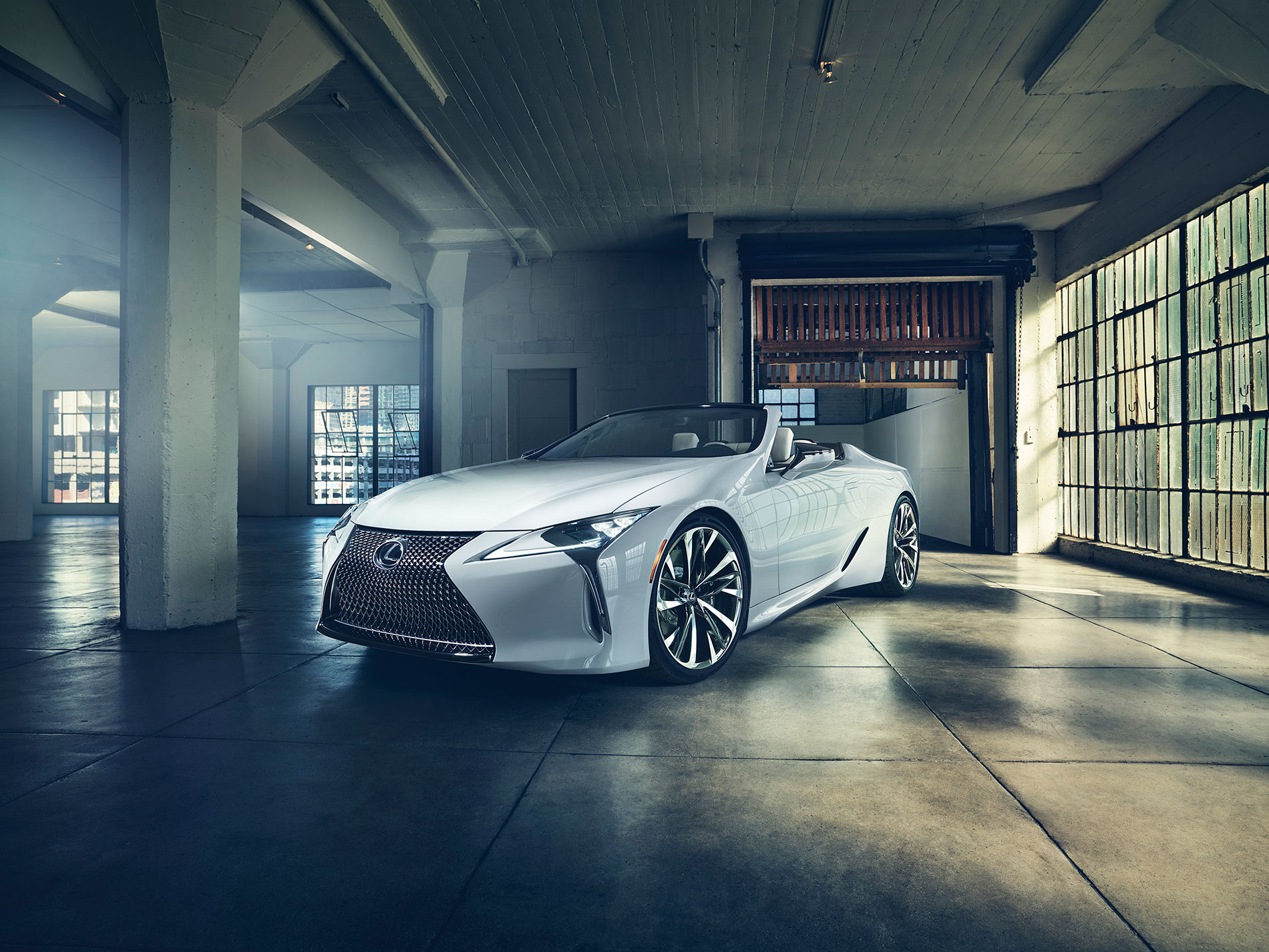 CLIENT – LEXUS LC  PHOTOGRAPHER – ANKE LUCKMANN  ADVERTISING AGENCY – TEAM ONE USA  LOCATION – LOS ANGELES, CA